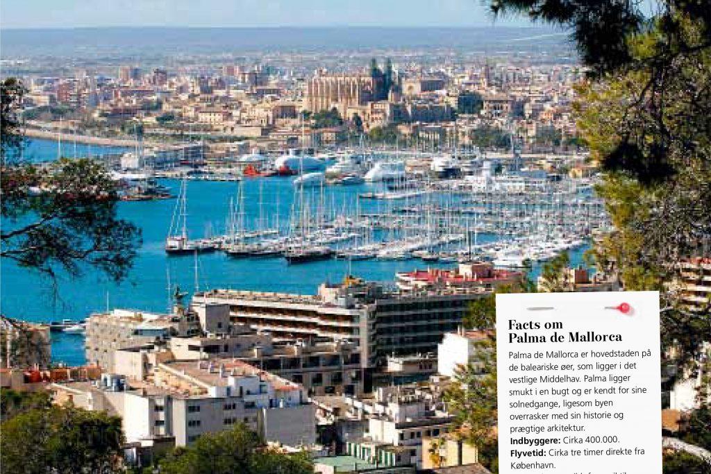 Din insiderguide til Palma de Mallorca - Hanne Olsen