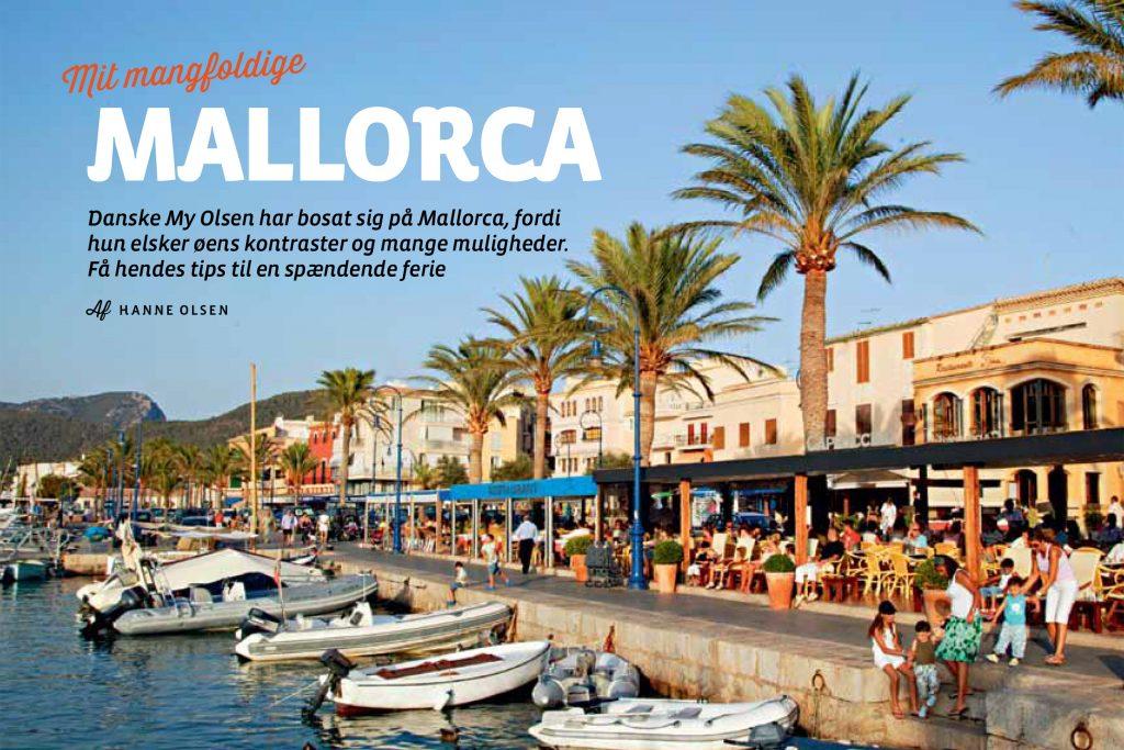 Mit mangfoldige Mallorca - Hanne Olsen