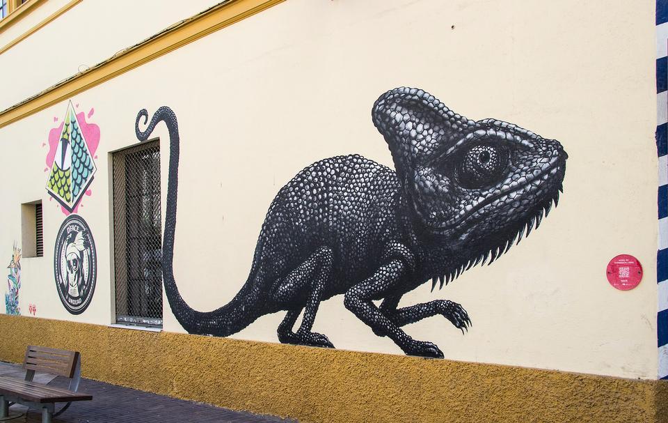 En weekend i Málaga: Cool kultur i Soho-kvarteret - Politiken