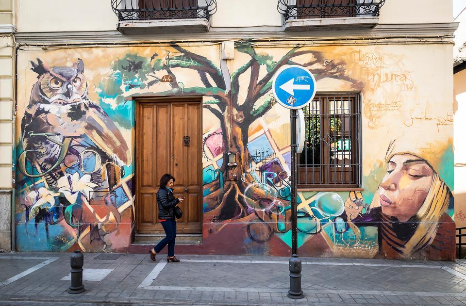 12 oplevelser i Granada: Besøg palads Alhambra, og giv den farverige by en chance
