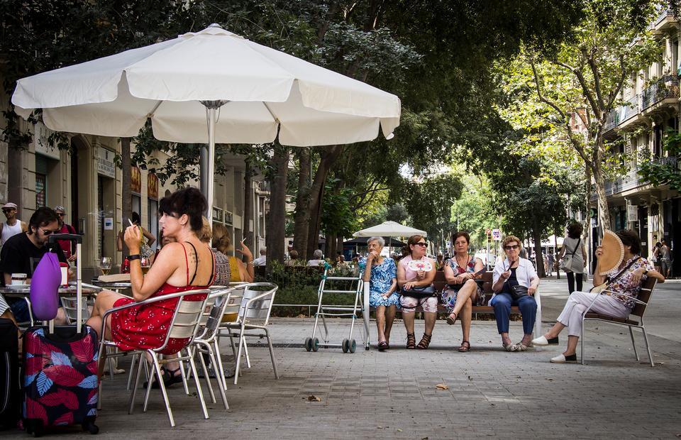 Weekend i: Sant Antoni-kvarteret er en spændende oase, der summer af kreative tanker